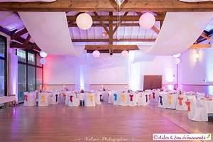 Décoration Salle Mariage : idee deco mariage ~ Melissatoandfro.com Idées de Décoration