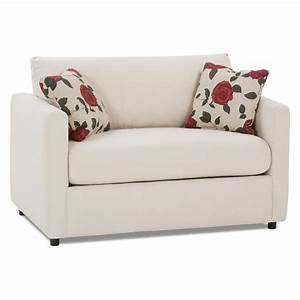 White color leather twin size sleeper sofa with storage for Sectional sleeper sofa with storage and pillows