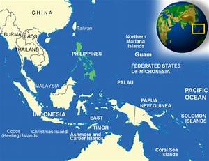 Map of Philippines. Terrain, area and outline maps of ...
