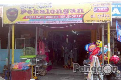 alamat telepon toko batik griya batik pekalongan