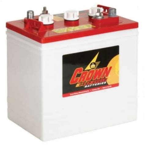 crown battery products