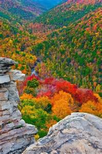 West Virginia Blackwater Canyon