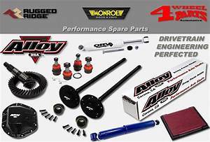 Jeep Grand Cherokee Wj   Wg Performance Spare Parts
