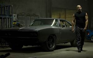 The 4 Dodge Cars You'll See in 'Furious 7'