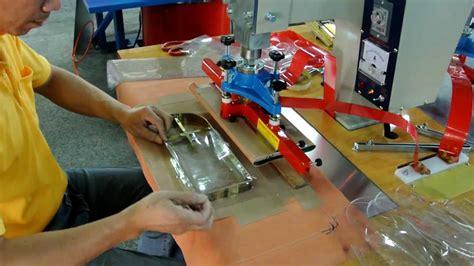 pvc plastic bags making high frequency sealer pvc clear bags pvc zipper bag pvc handbag