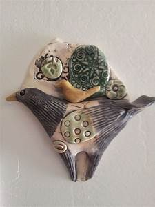 beautiful ceramic wall art creating with clay pinterest With ceramic wall art