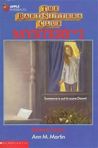 People Looking For Babysitters Beware Dawn Baby Sitters Club Mystery 2 By M