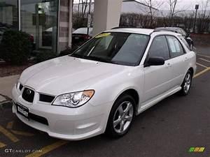 2007 Subaru Impreza Wagon 2 5 I