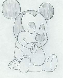 Baby Mickey Mouse by TobiUchiha21 on DeviantArt