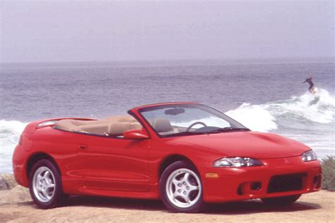 1996 Mitsubishi Eclipse Engine by 1995 99 Mitsubishi Eclipse Consumer Guide Auto