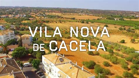 Vila Nova de Cacela Aerial View - YouTube