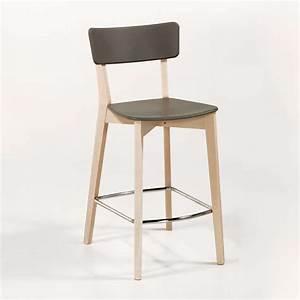 Tabouret 65 Cm But : tabouret snack hauteur 65 cm en bois et polypropyl ne jelly 4 pieds tables chaises et ~ Teatrodelosmanantiales.com Idées de Décoration