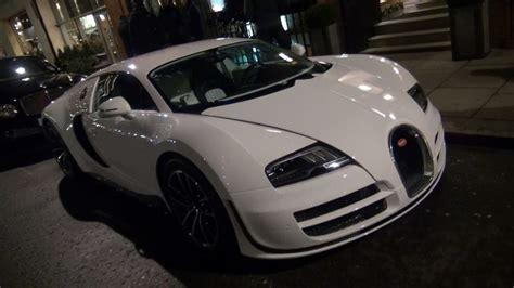 Bugatti Veyron Super Sport High Speed Run On Public