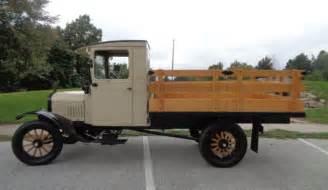 Beautifully Restored 1925 Ford Model Tt One Ton Show Truck