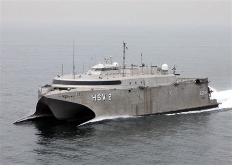 Us Navy 040210-n-4374s-001 High Speed Vessel Two (hsv