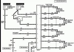 1997 Ford F250 Radio Wiring Diagram