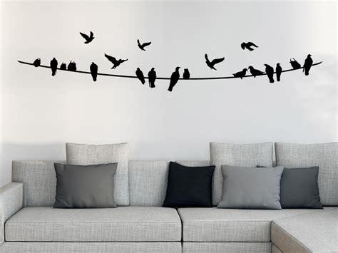 Abstandshalter Sofa Wand by Wandtattoo Stromleitung Mit V 246 Geln Wandtattoo Net