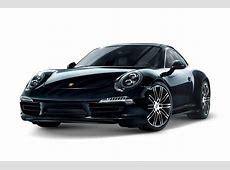 2017 Porsche 911 Carrera Black Edition, 34L 6cyl Petrol