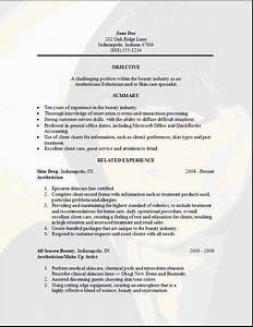 examples of a good resume template learnhowtoloseweightnet With how to make a resume template in word