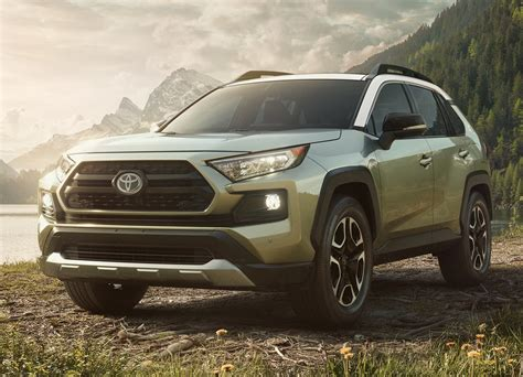 2019 Toyota Rav4 Debuts With A More Appealing Robust