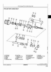 John Deere Tm1472 Technical Manual