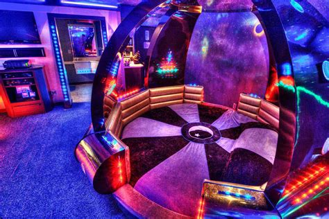 space themed hotel rooms