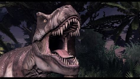 jurassic park  rex wallpaper wallpapersafari