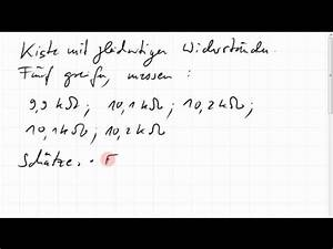 Höhenlinien Berechnen : varianz und standardabweichung doovi ~ Themetempest.com Abrechnung