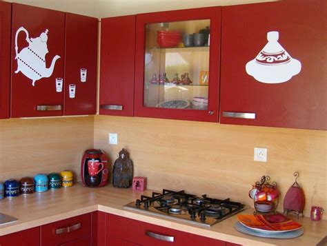 cuisine oriantale decoration cuisine orientale idées de design maison et