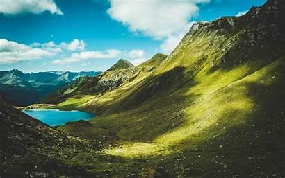 5k Mountains Summer Wallpapers Hdwallpaperslife Wide