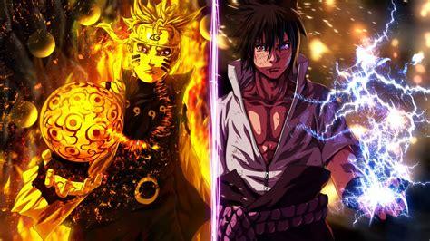 [wallpaper Engine] [naruto] Naruto Vs Sasuke