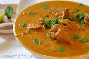 Chicken Korma / Indian Chicken Curry