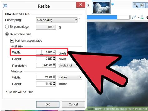 How To Resize An Image With Paintnet 8 Steps With Pictures