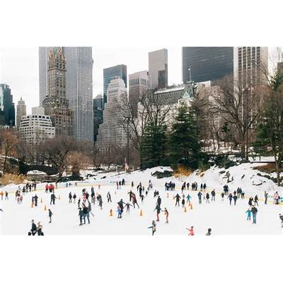 Winter in Central Park – The Tell Tale Blog