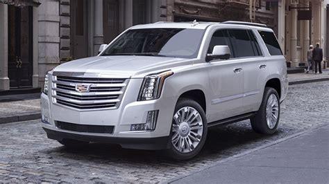 2019 Cadillac Escalade Platinum  20182019 Car Models