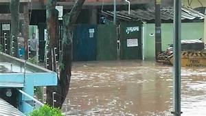 Enchente Na Vila Pires  Santo Andr U00e9 - 10  02  2013