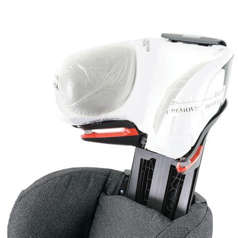 installer un siege auto bebe confort siège auto rodifix air protect nomad black groupe 2 3 de