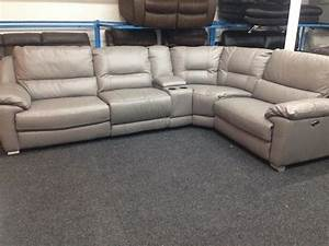 Lazy Boy Leather Sofa Traditional Style Furniture Brand