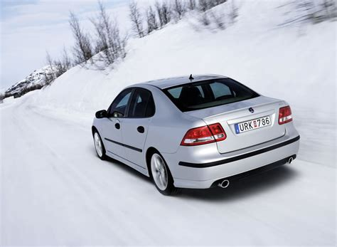 2006 Saab 9-3 Aero Press Release And Images