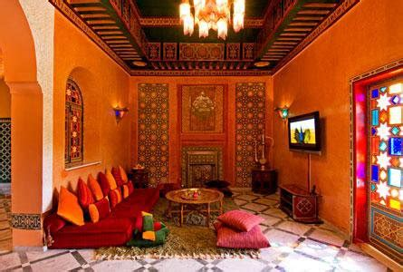 décoration canapé salons marocains 2015 colorés 7 déco