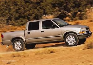 Chevrolet S-10 Crew Cab - 2000  2001  2002  2003  2004