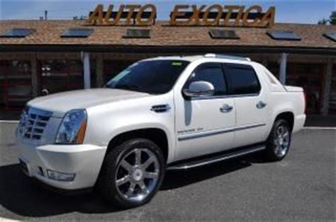 auto air conditioning service 2011 cadillac escalade ext electronic toll collection buy used 2011 cadillac escalade ext awd 4dr luxury in atlantic highlands new jersey united states