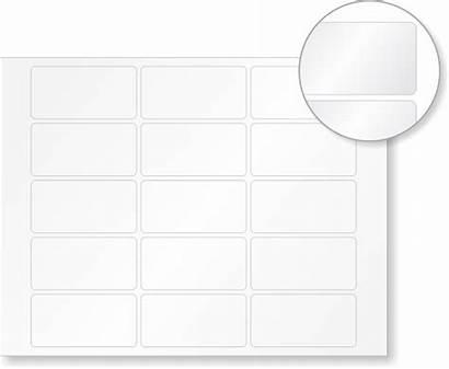 Labels Printable Blank Sheets Laser Sheet 5x3