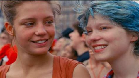 film the digital fix blue is the warmest colour la