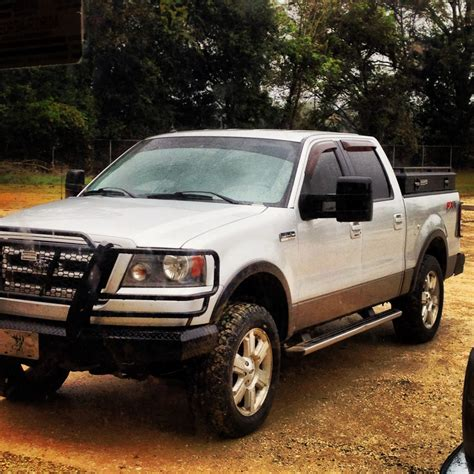 2015 with Stock 20s and 33 inch tires PLEASE!  Ford F150