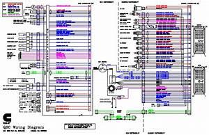 Cummins Isx Cm870 Wiring Diagram