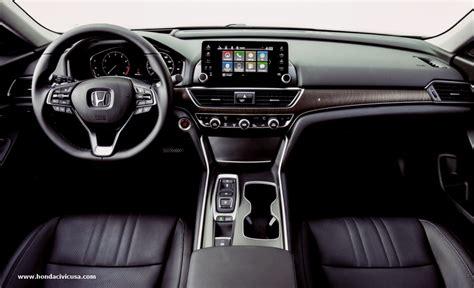 2018 Honda Accord Sedan Sport Interior | Honda Civic Updates