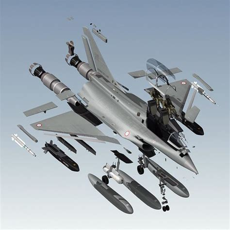Rafale Multirole Combat Fighter