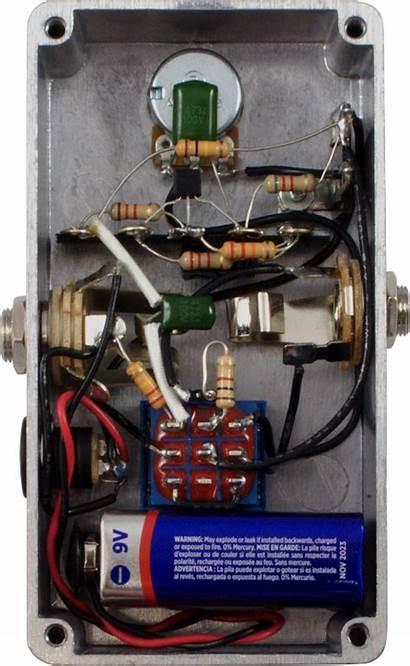 Pedal Penetrator Mod Kit Treble Boost Kits