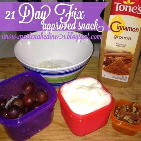 Fix 21 Day Meal Plan Ideas